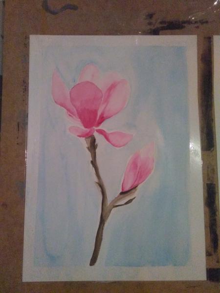 Aquarel-schilderen-resultaat-van-student