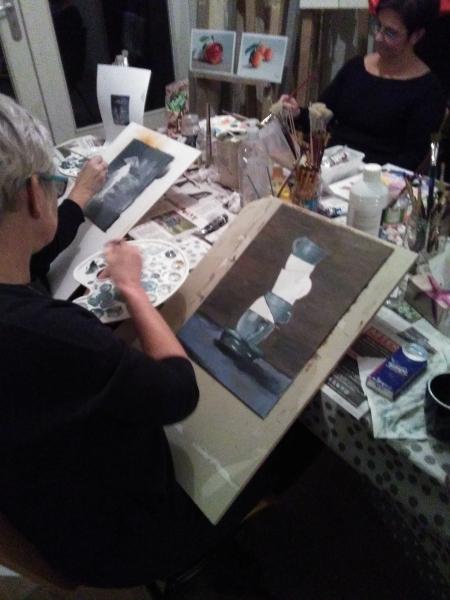 Olieverf-schilderen-potjes